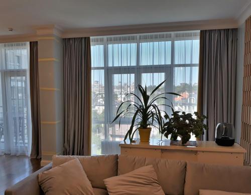 Квартира, гостинная комната